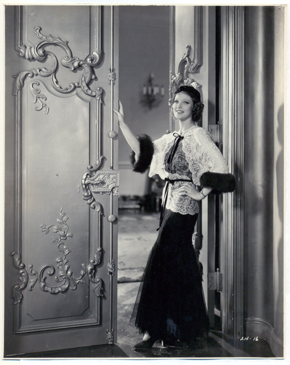 Loretta Young in I Like Your Nerve (1931)