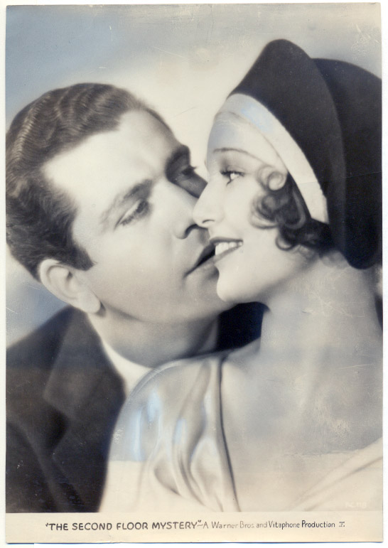 Loretta Young & Grant Withers in The Second Floor Mystery (1930)