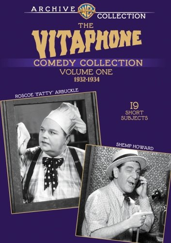 Buy Vitaphone Comedy Collection Volume 1 here!