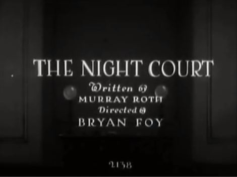 Watch The Night Court now!