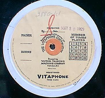The Vitaphone Project!